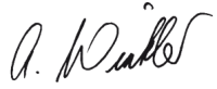 Signature Adrian Winkler