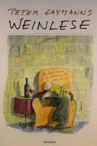 Cover des Buches Weinlese von Peter Gaymanns